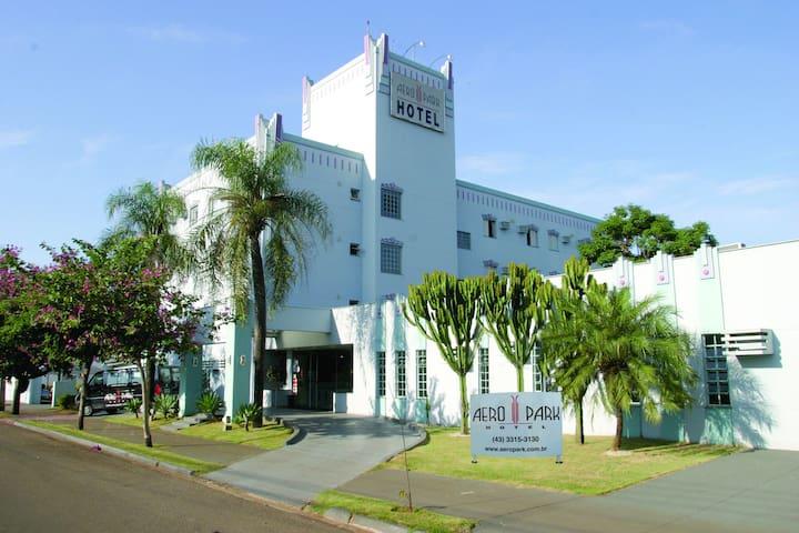 Hotel Aero Park, Próximo do Aeroporto
