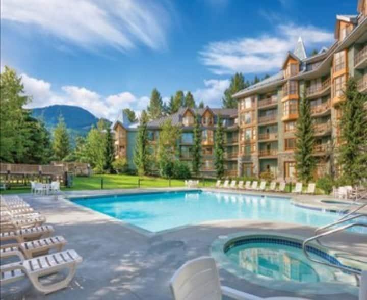 1 Bedroom Suite - Cascade Lodge - Whistler