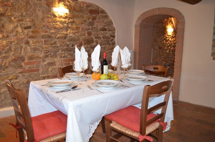 La Vite in Castello - Montescudaio - Apartment