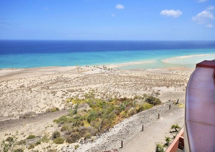 Mirador: VIEW on the Ocean COSTA CALMA Fast WIFI