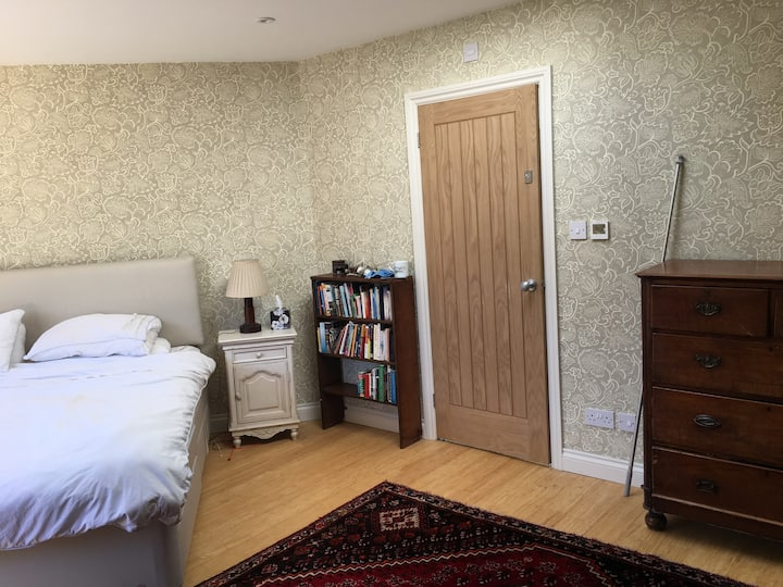 Stunning double studio with en-suite and kitchen