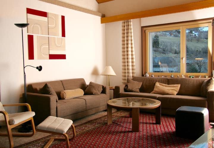 Romantica, duplex apartment
