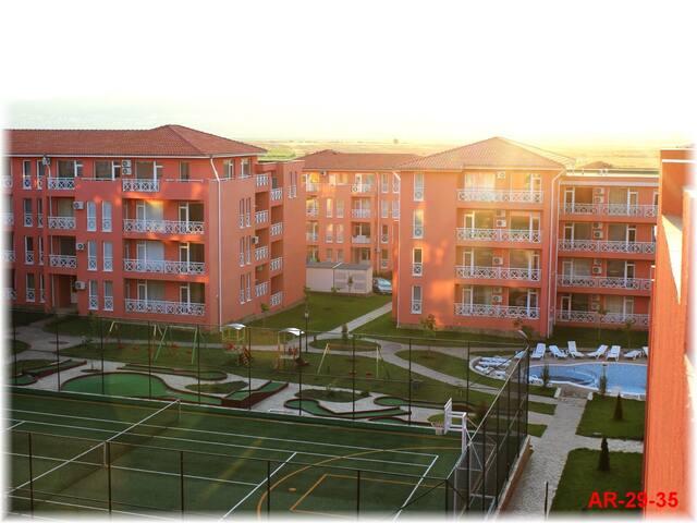 Новая уютная квартира,2 спальни - Несебыр - Apartament