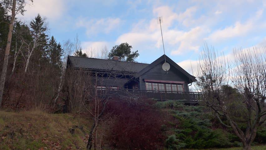 Kroksund, på vei til Bergen