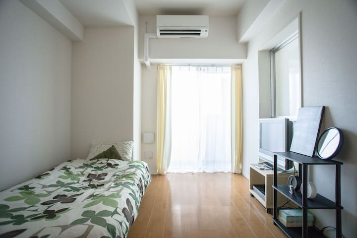Osaka,Umedasta 8min on foot!Near TENJINBASHISUJI - Kita Ward, Osaka - 아파트