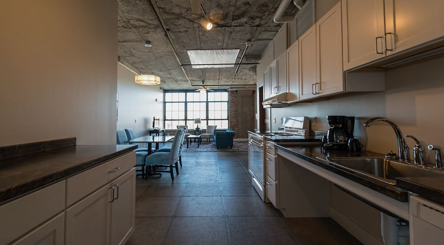 Washington Northview Loft Apartment