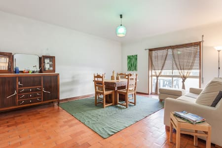 Big flat in the centre with wifi - Guimarães - Wohnung