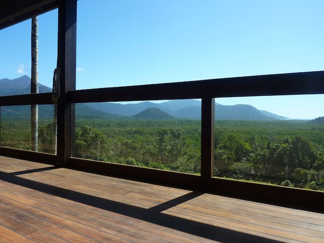 Daintree Holiday Homes - La Vista - Cow Bay - Casa