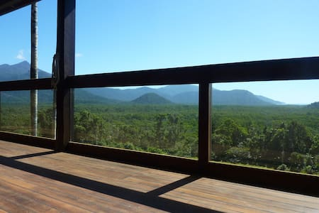 Daintree Holiday Homes - La Vista - Cow Bay