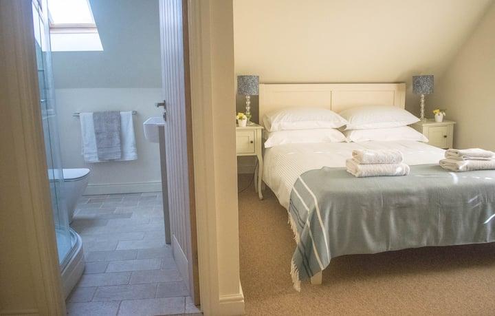 Luxury 1 Bed Annexe in Bampton Oxfordshire