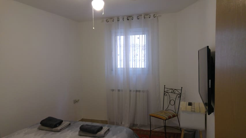 One bedroom private unit in the Jerusalem Hills