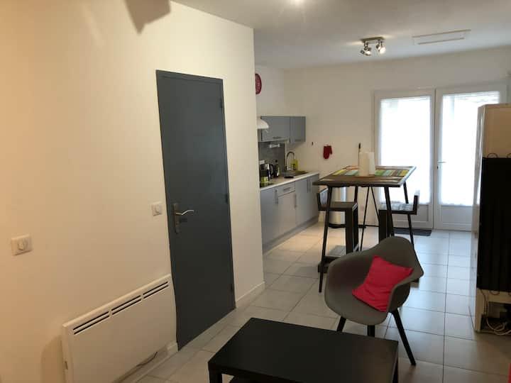 Appartement design tout équipé (4)