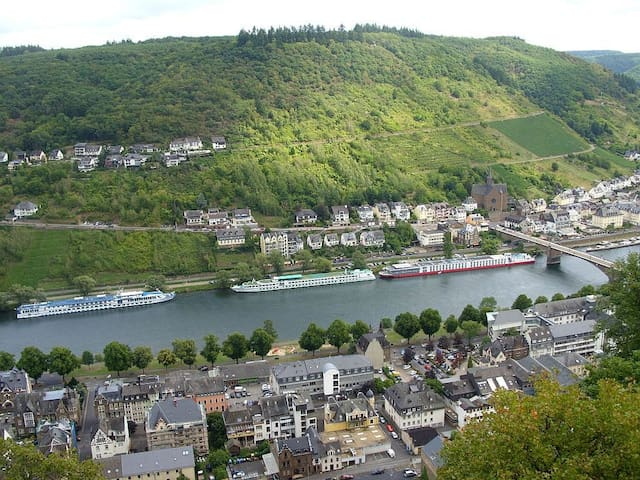 Günstiges Apartment - Cochem - Apartament