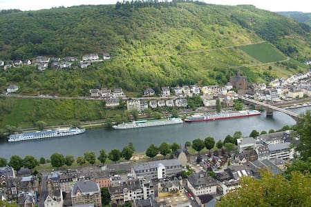 Günstiges Apartment - Cochem - Appartement