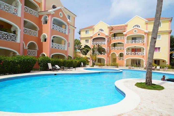Beach Condo Studio 301A - Bávaro - Apartment