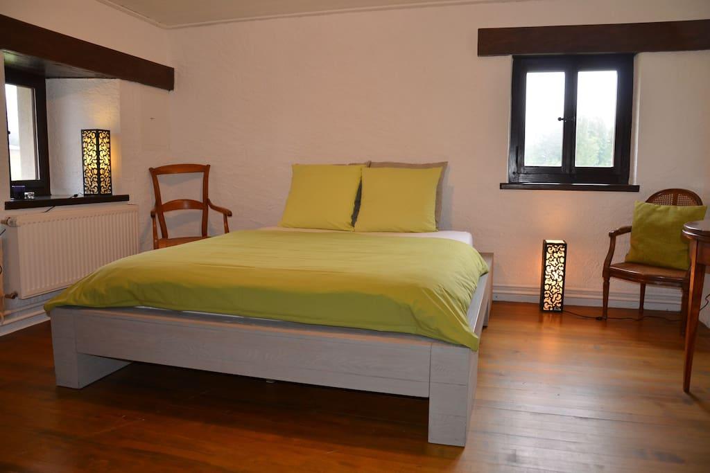 room Franches-Montagnes: BnB Wonderlandscape, Le Chaumont 4, 2350 Saignelégier, JURA