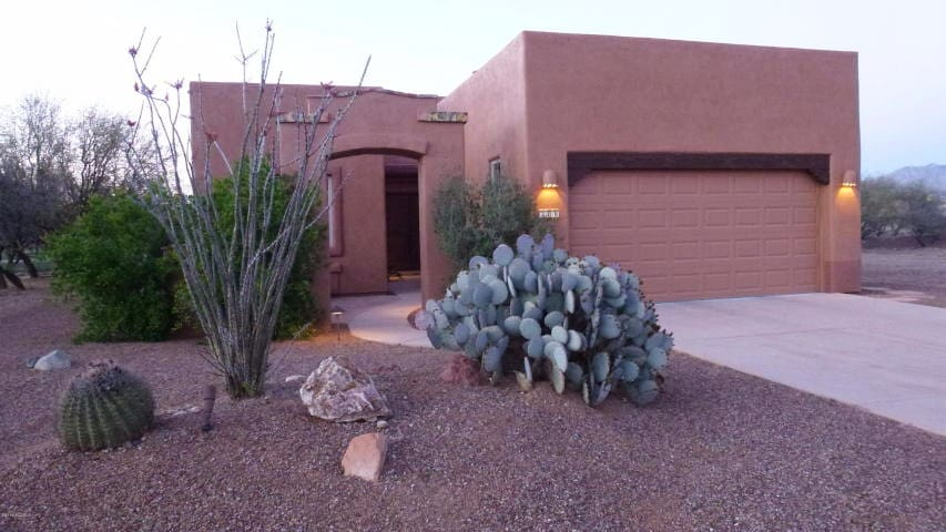 The perfect home away from home in Tubac