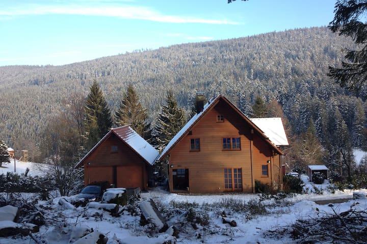 Ferienwohnung zum Wohlfühlen Nordschwarzwald
