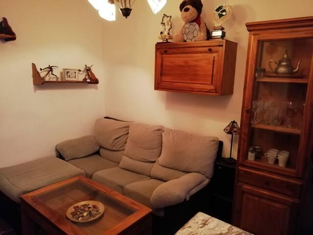 Pequeña casa en pleno centro histórico de Estepona