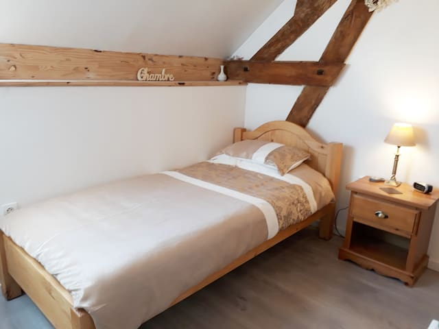 2nd Bedroom - Single for 1 person