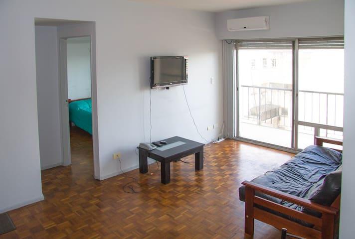 Apartamento Luminoso en el centro de Buenos Aires. - Buenos Aires - Wohnung