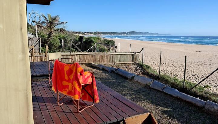 PONTA BEACH CAMPS- 2 SLEEPER BEACHFRONT UNITS