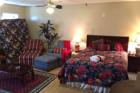 Dallas / DeSoto Clean Private Rooms in large House - ダラス