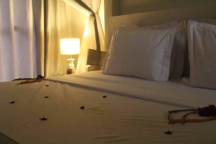 Paje Beach Apartments-2 bedroom Sea/Pool View Apt