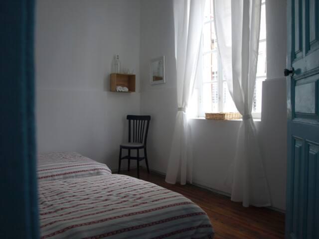 Ground floor double single bedroom #1