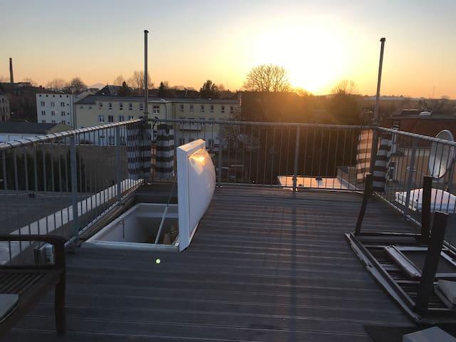 Dachgeschoßwohnung mit Dachterrasse