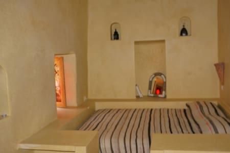 Maison typique Berbere, écologique. - Marrakesh