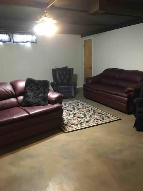 Spacious Smith Center two bedroom apartment
