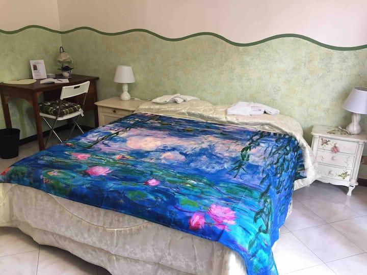 BB Villa Romeo AceroRosso tripla con bagno privato