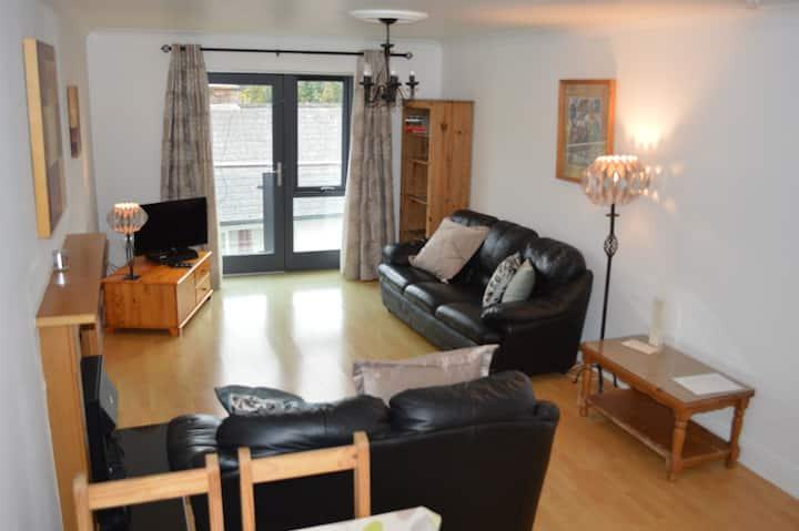 Spacious modern two bed apartment in Kilkenny City