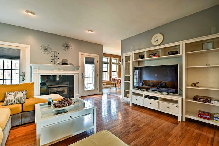 Updated Scranton Home w/Game Room & Patio Near DT!