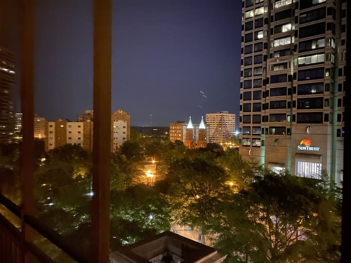 COMPLETE RENOVATION on a 1 BD 1 BA condo in downtown Atlanta!
