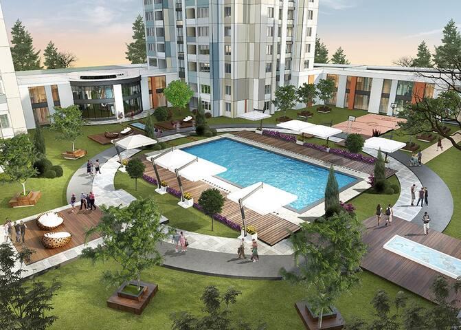 İstanbul'daki Eviniz - Çekmeköy - Apartament