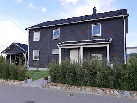 House close to lake Möckeln!