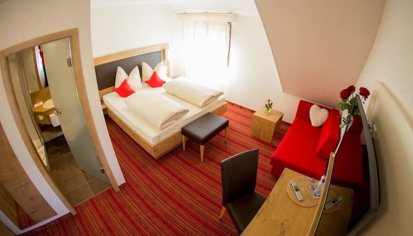 Hotel Ochsen, (Ammerbuch), Doppelzimmer Komfort Plus