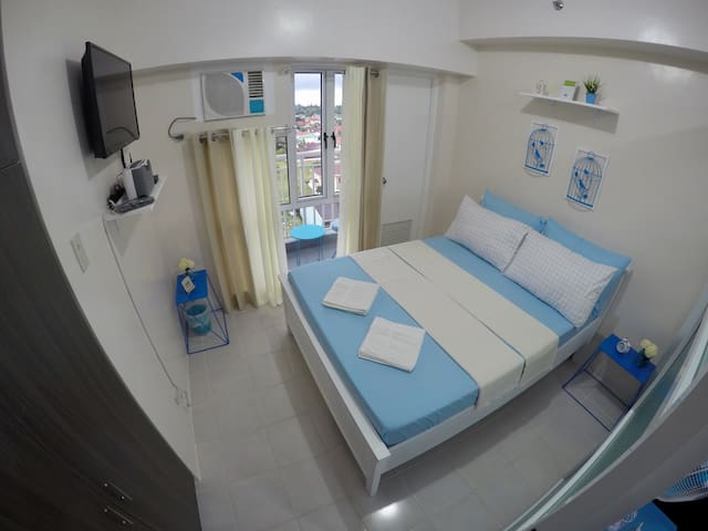 Tagaytay Sweet Escape w/pool wifi - Tagaytay - Casa