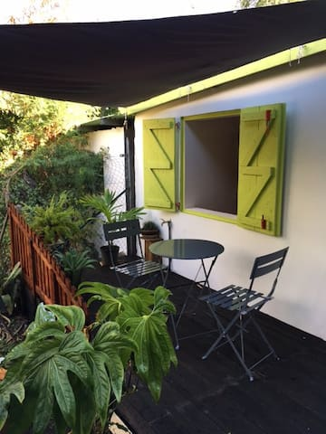 Petit studio proche plage - La Saline-Les-Bains - Andere