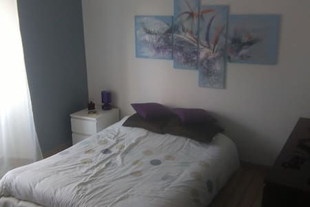 Chambre d'hôtes proche Du Mans - Noyen-sur-Sarthe - 民宿