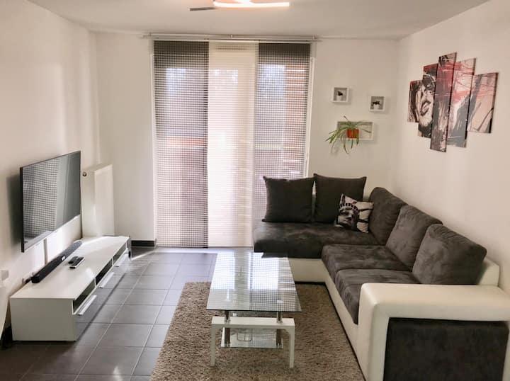 Magnifique appartement neuf & moderne Strasbourg