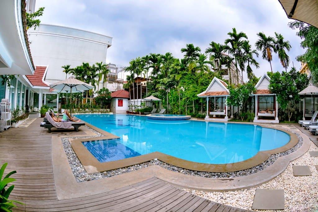 Very cozy Swimming Pool
