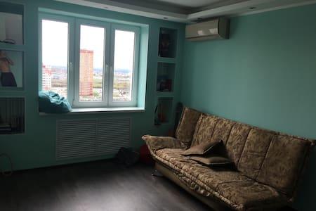 Уютная комната со свежим ремонтом - Lipeck