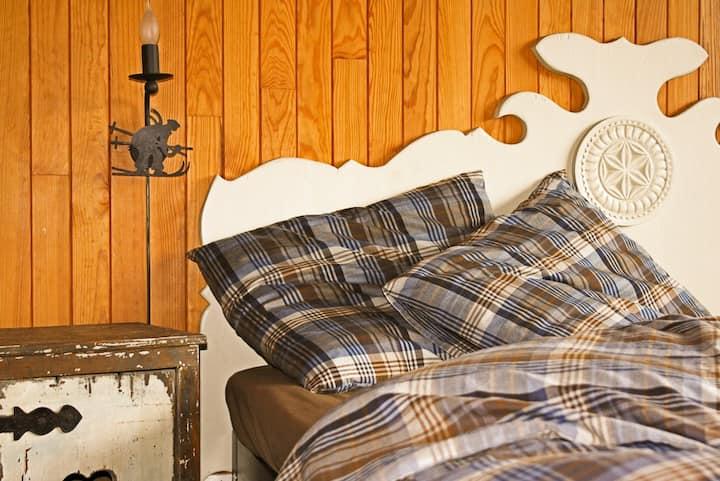 Morzena / appartement de charme en Haute-Savoie