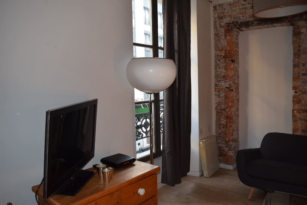 Bel appartement location id ale appartements louer paris le de fran - Temperature ideale appartement ...