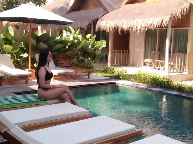 Perfect Bungalow Near The Beach at Nusa Penida
