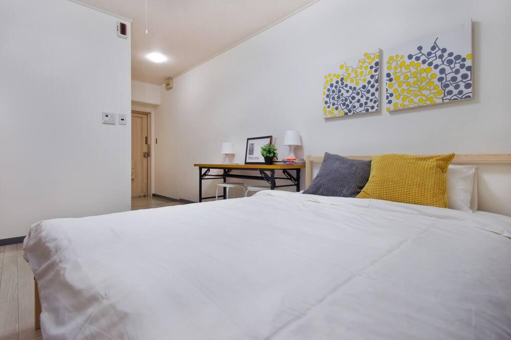 Convenient shinsaibashi sta appartamenti in for Appartamenti giappone