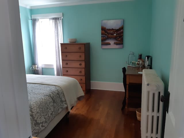 The Mermaid Room: sweet cozy and private